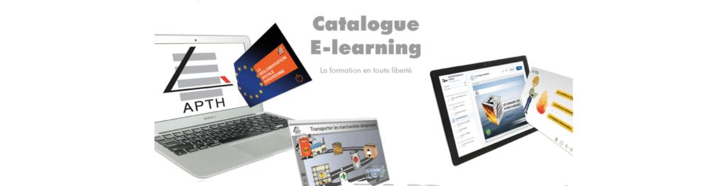 Catalogue e-learning APTH